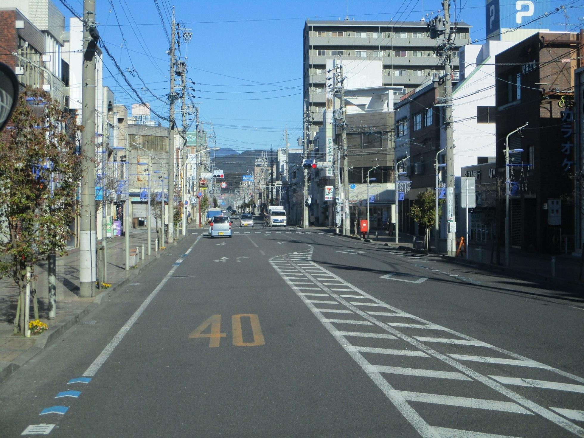 2020.1.21 (54) 新静岡バスターミナルいきバス - 藤枝えきまえどおり 1960-1470