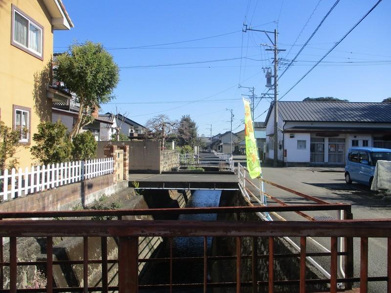 2020.1.21 (80) 藤枝宿 - 六間川 1600-1200