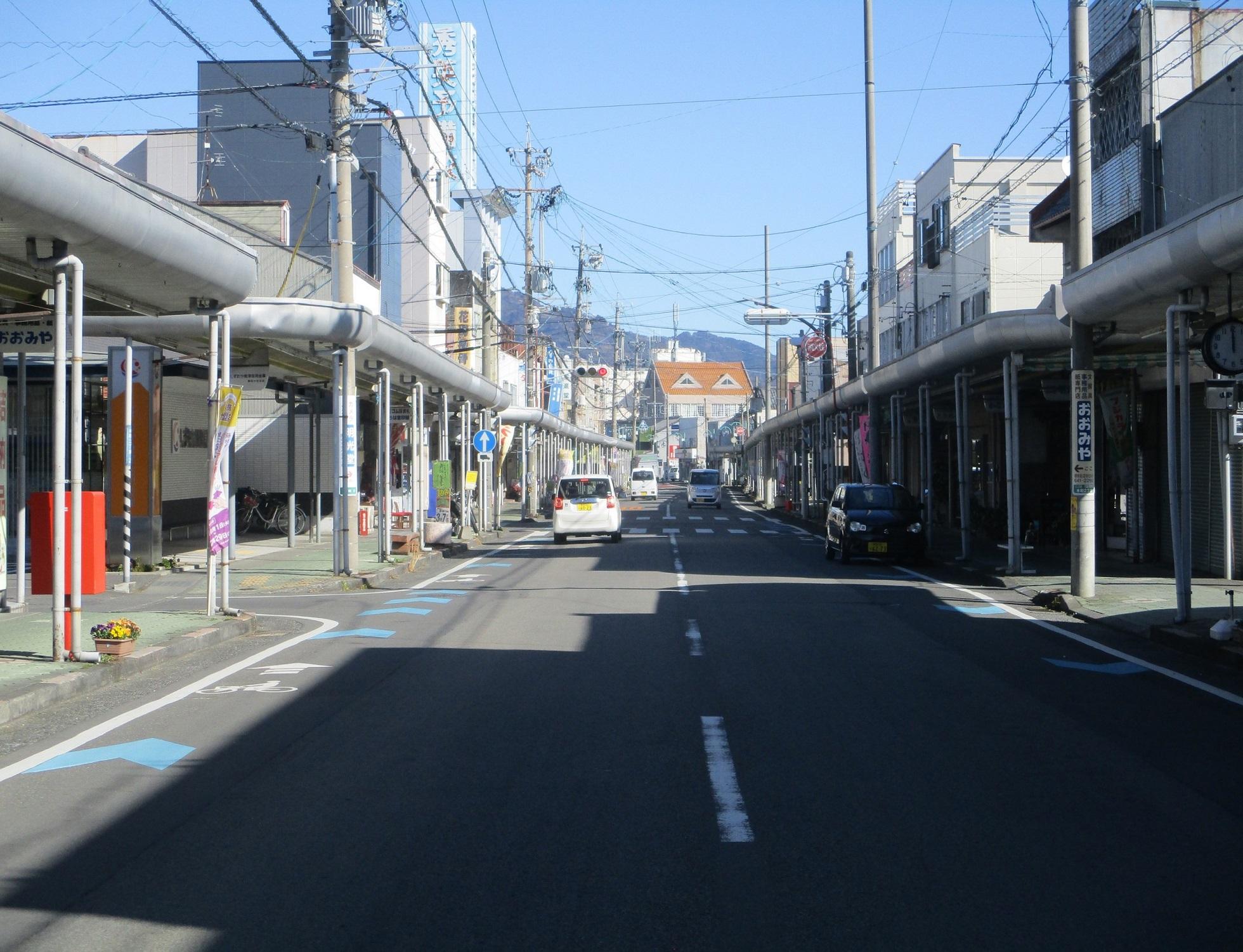 2020.1.21 (86) 藤枝宿 - 白子バス停 1960-1500