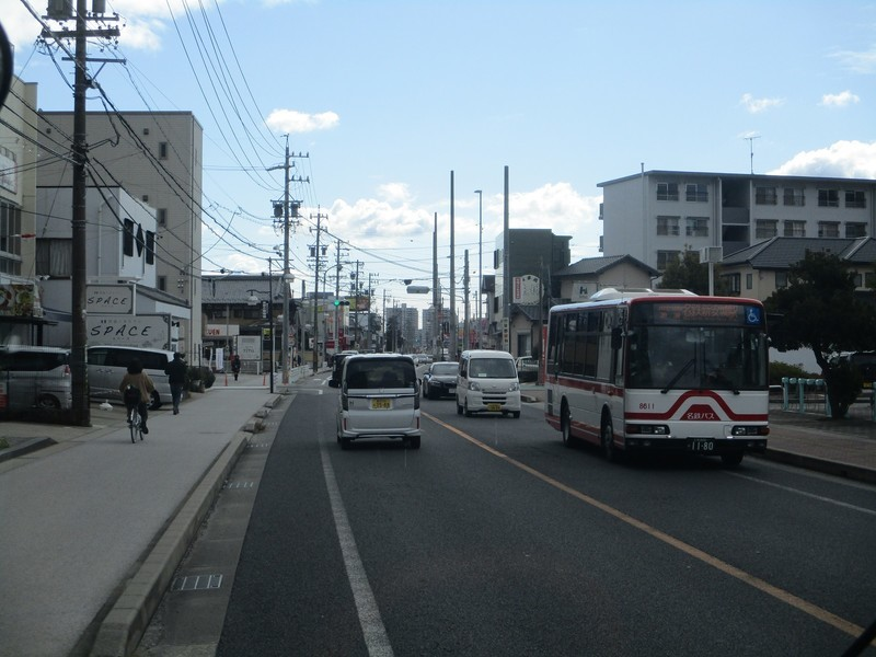 2020.1.29 (6) 更生病院いきバス - しんあんじょうえきみなみバス停 1600-1200