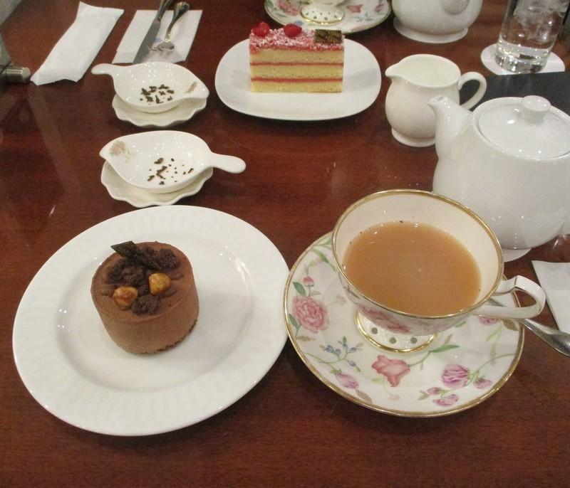 2020.2.2 (55) ホテルアソシア豊橋シーナリー - 紅茶とケーキ 1050-900