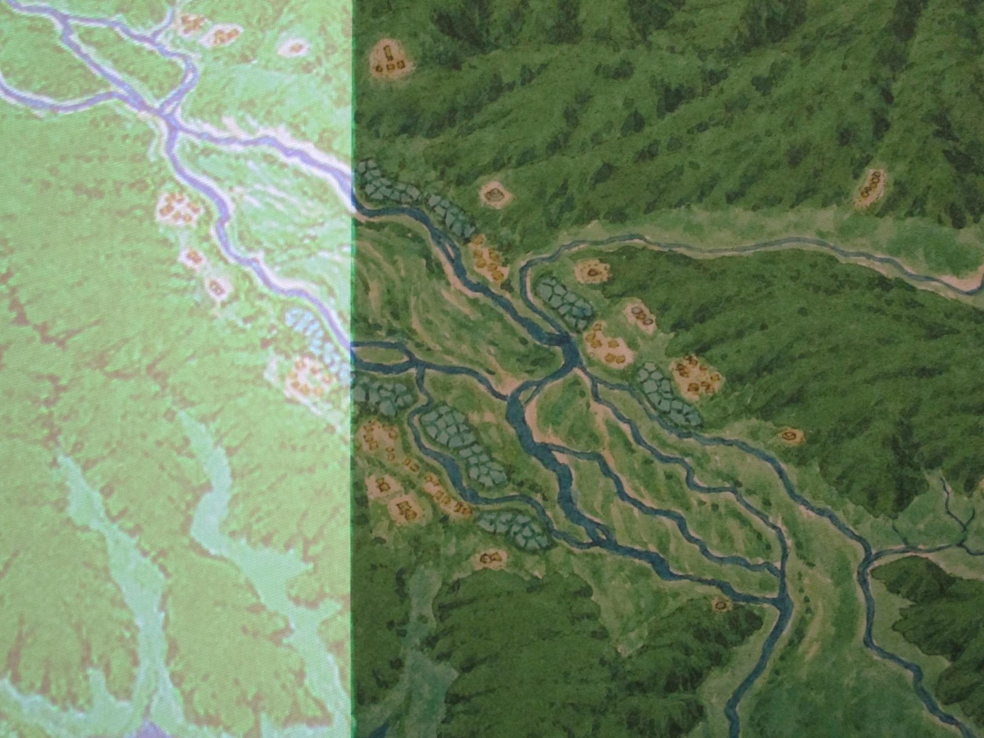 2020.2.4 (37) しだみゅー - 地図(鹿乗川流域) 2000-1500