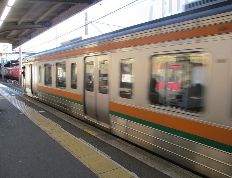 2020.2.4 (62) 金山 - 名古屋いきふつう 1560-1200