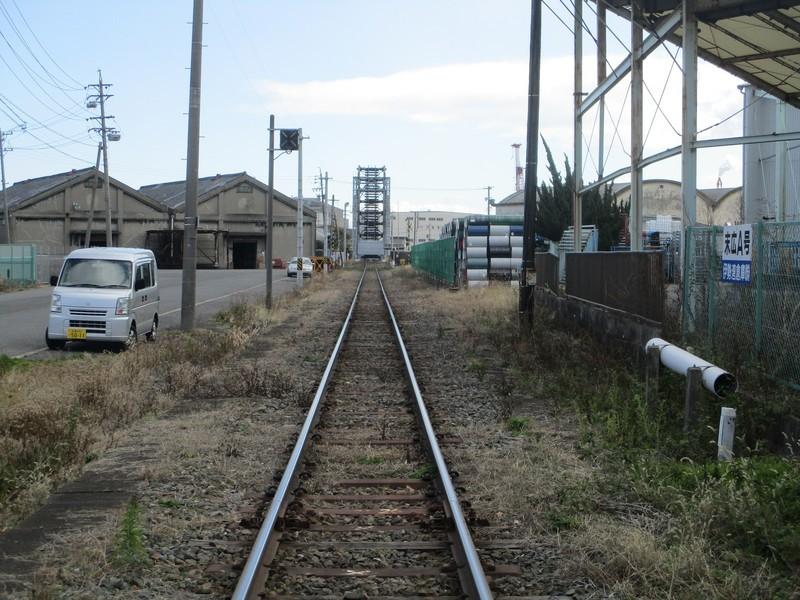 2020.2.18 (24) 四日市港線 - 末広本町ふみきりからみなみ 2000-1500