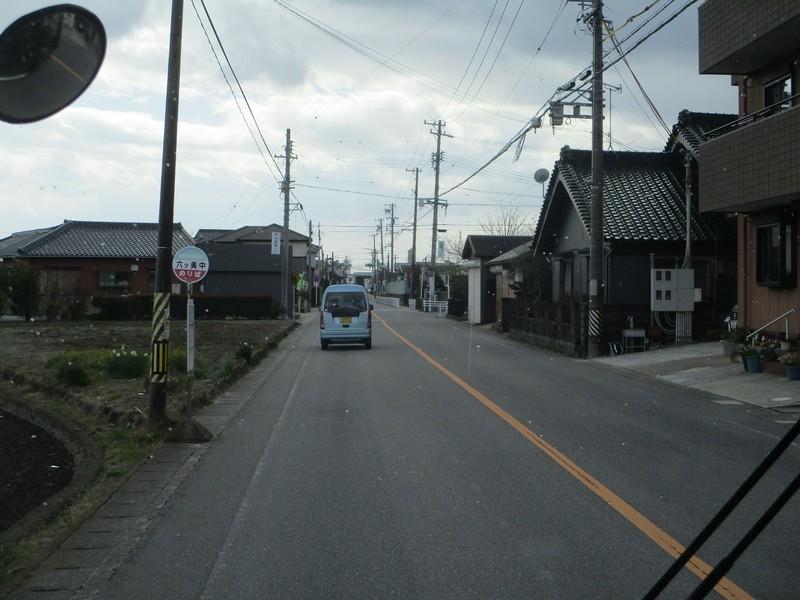 2020.2.23 (36) 西尾いきバス - 六ッ美中バス停 1600-1200