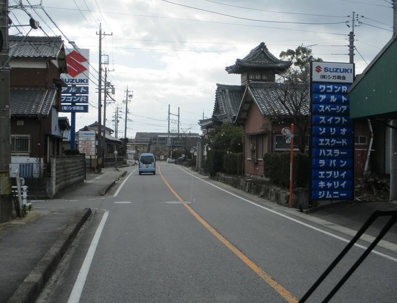 2020.2.23 (38) 西尾いきバス - 慈光寺前バス停 1770-1350