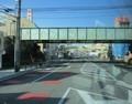 2020.2.23 (58) 東岡崎いきバス - 名古屋本線てまえを右折 1720-1350