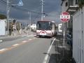 2020.2.26 (35) 中之郷バス停 - JR岡崎駅西口いきバス 2000-1500