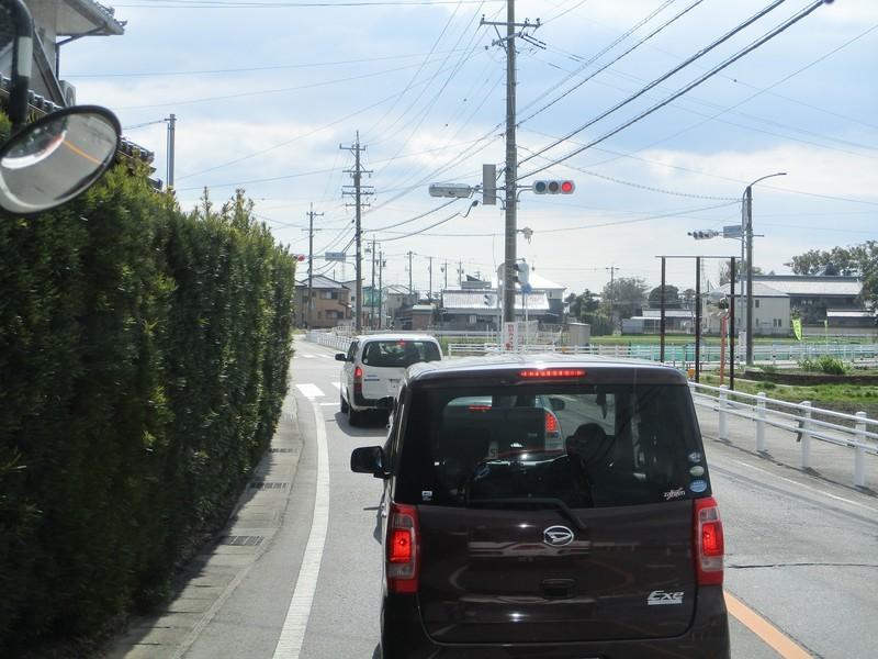 2020.2.26 (36) JR岡崎駅西口いきバス - 中之郷町北米野交差点を左折 1600-1200