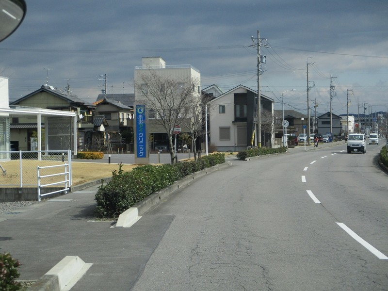 2020.2.26 (37) JR岡崎駅西口いきバス - 中之郷東バス停 1600-1200