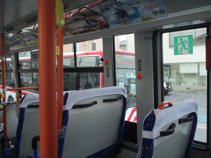 2020.2.26 (12) JR岡崎駅西口いきバス - 久后崎バス停すぎ 1200-900