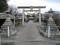 2020.2.26 (29) 中之郷神社 - とりい 1980-1500