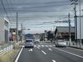2020.2.26 (41) JR岡崎駅西口いきバス - 牧御堂水洗交差点を左折 1600-1200