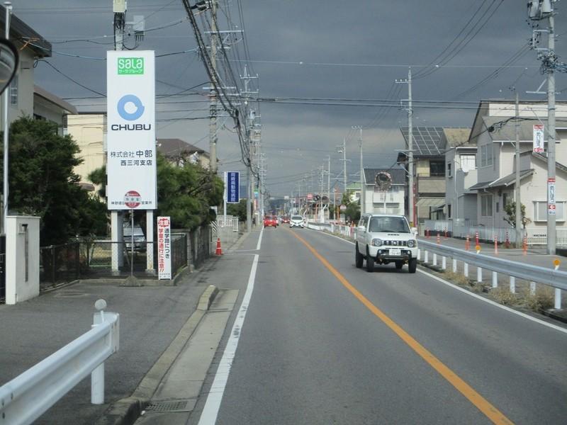2020.2.26 (42) JR岡崎駅西口いきバス - 牧御堂バス停 1400-1050