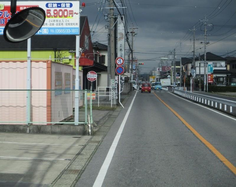 2020.2.26 (45) JR岡崎駅西口いきバス - 法性寺荒子バス停 1510-1200