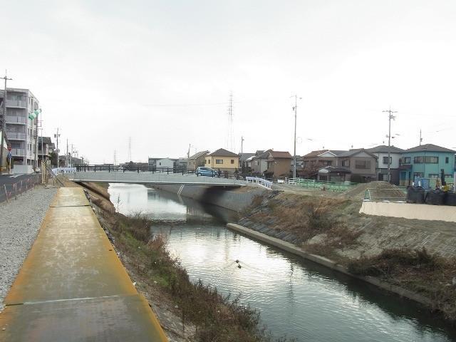 稲荷橋(あかるいあさの『お散歩日記』) 640-480