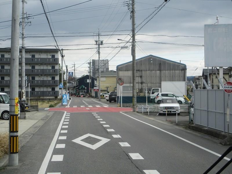 2020.2.26 (51) JR岡崎駅西口いきバス - 宮地町郷東バス停 1400-1050