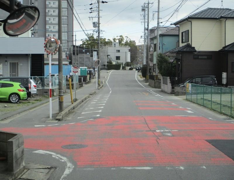 2020.2.26 (52) JR岡崎駅西口いきバス - 稲荷橋南バス停 1560-1200