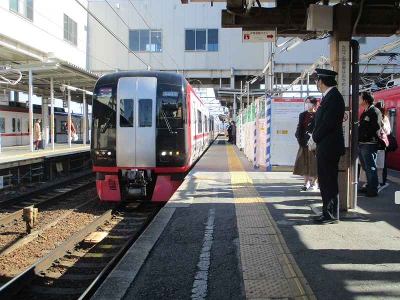 2020.2.9 (3) しんあんじょう - 岐阜いき特急 2000-1500
