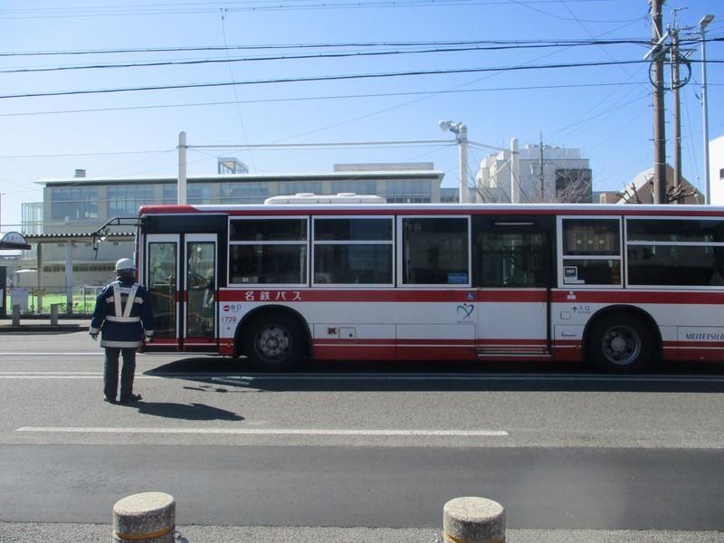 2020.3.6 (7) 岡崎げんき館前バス停 - 市民病院いき快速バス 1600-1200