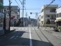 2020.3.6 (23) 岡崎城下27まがり - 「へ」を右折 1800-1350