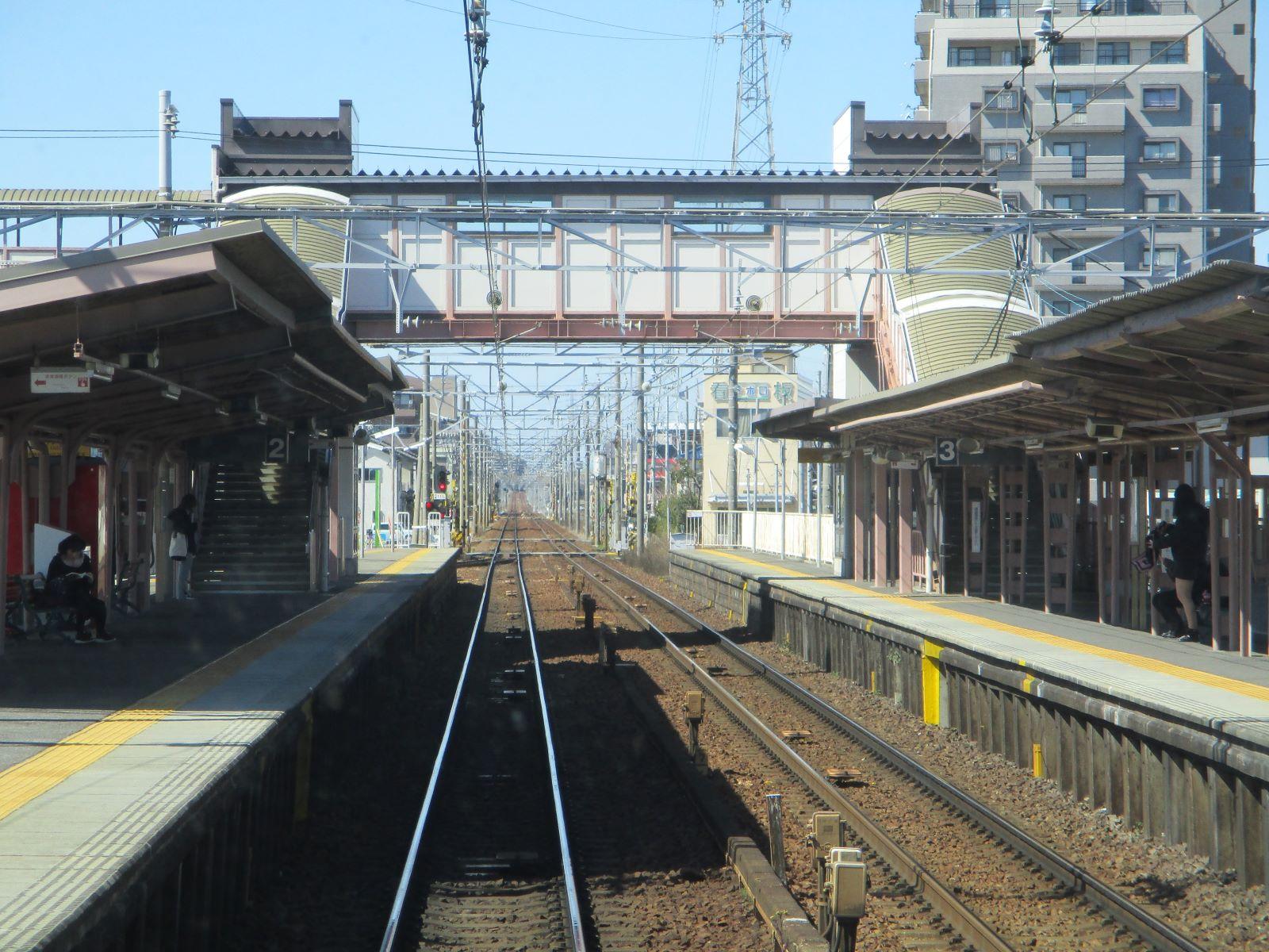 2020.3.6 (67) 犬山いきふつう - 矢作橋 1600-1200
