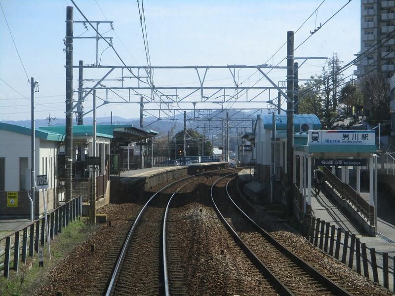 2020.3.7 (17) 伊奈いきふつう - 男川 1800-1350