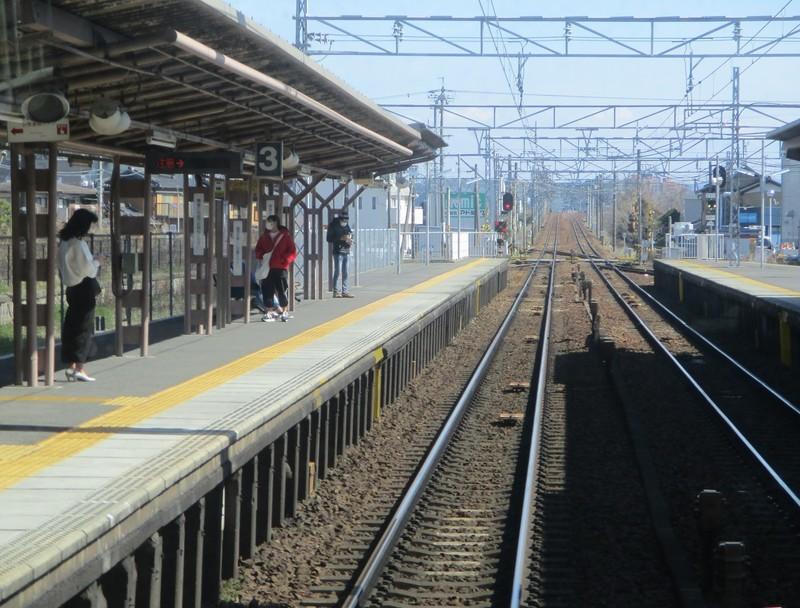 2020.3.7 (6) 東岡崎いきふつう - 矢作橋 1580-1200