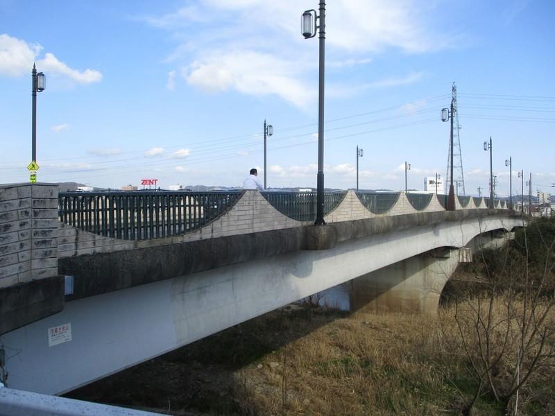 2020.3.7 (24) 乙川 - 御用橋 1600-1200