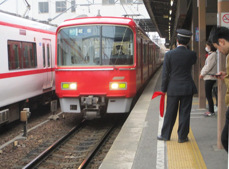 2020.3.7 (28) 東岡崎 - 岐阜いき急行 1370-1010