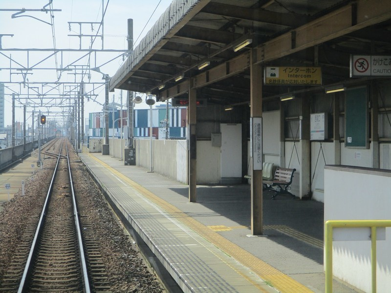 2020.3.13 (12) 西尾いきふつう - 西尾口 1400-1050