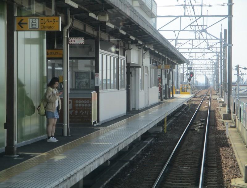 2020.3.13 (14) 西尾いきふつう - 西尾 1380-1050