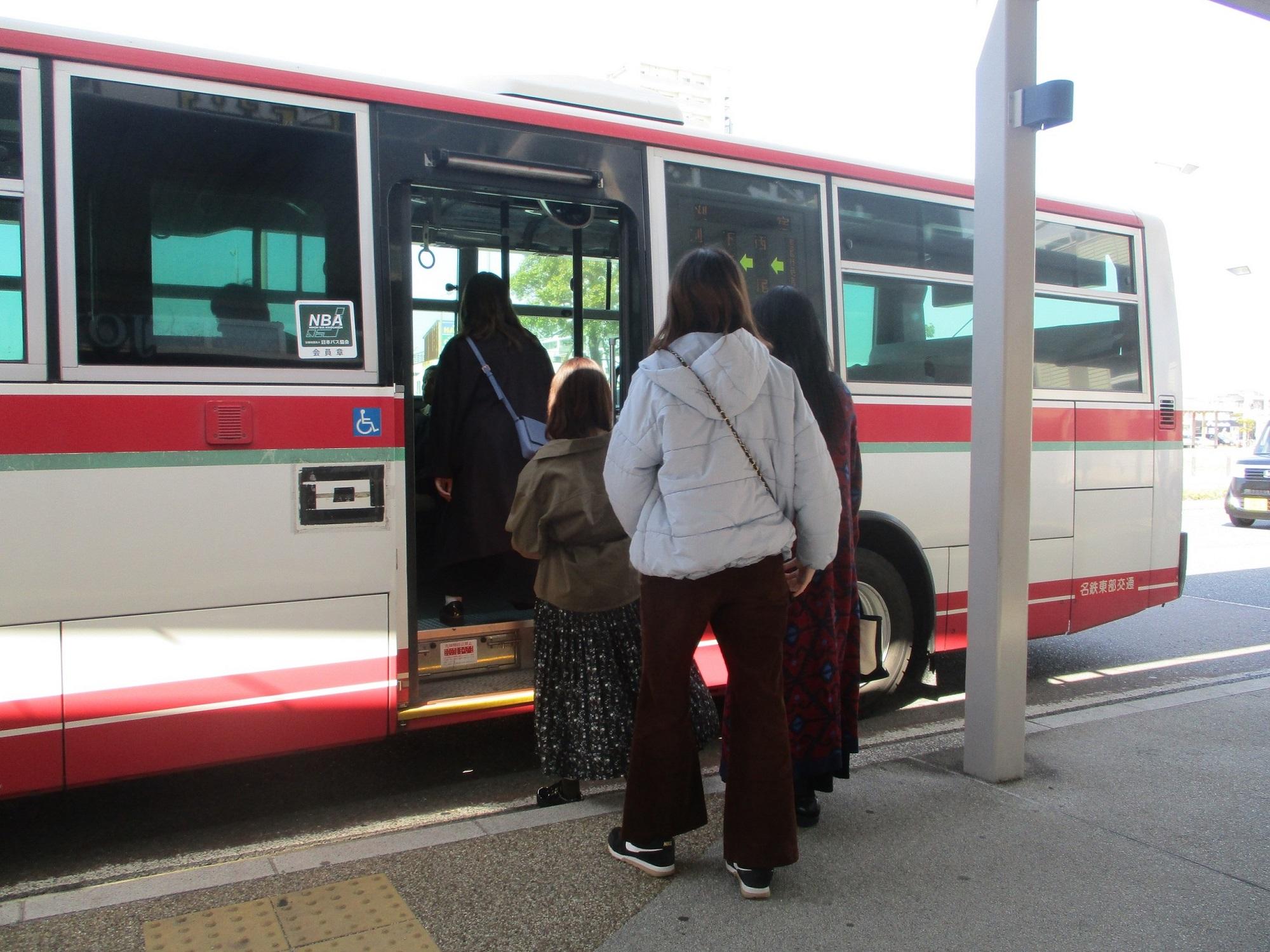 2020.3.13 (17) 西尾 - 寺津・刈宿循環バス 2000-1500