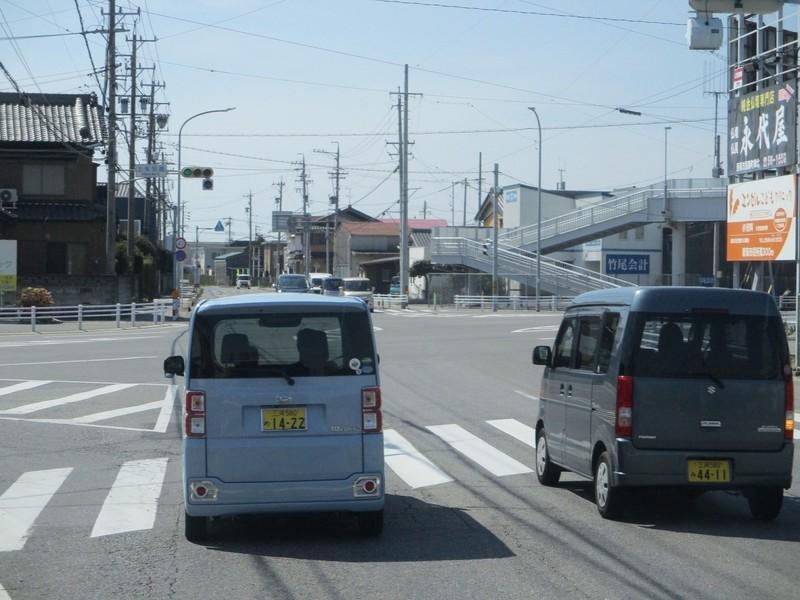 2020.3.13 (41) 寺津・刈宿循環バス - 上矢田南交差点 1600-1200