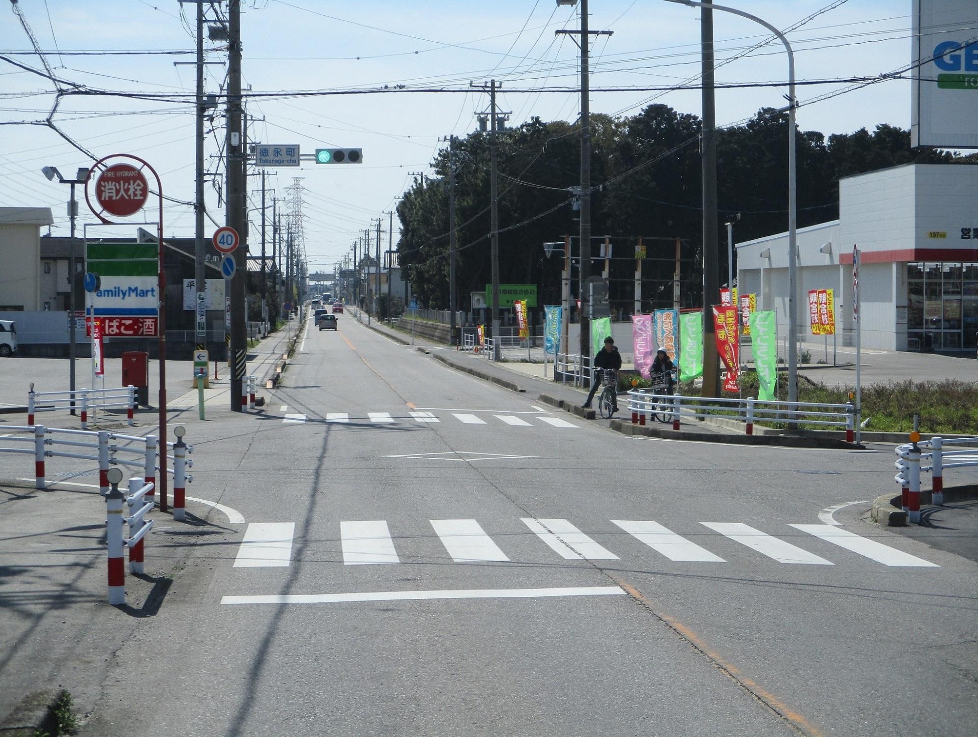 2020.3.13 (45) 寺津・刈宿循環バス - 徳永町交差点 1990-1500