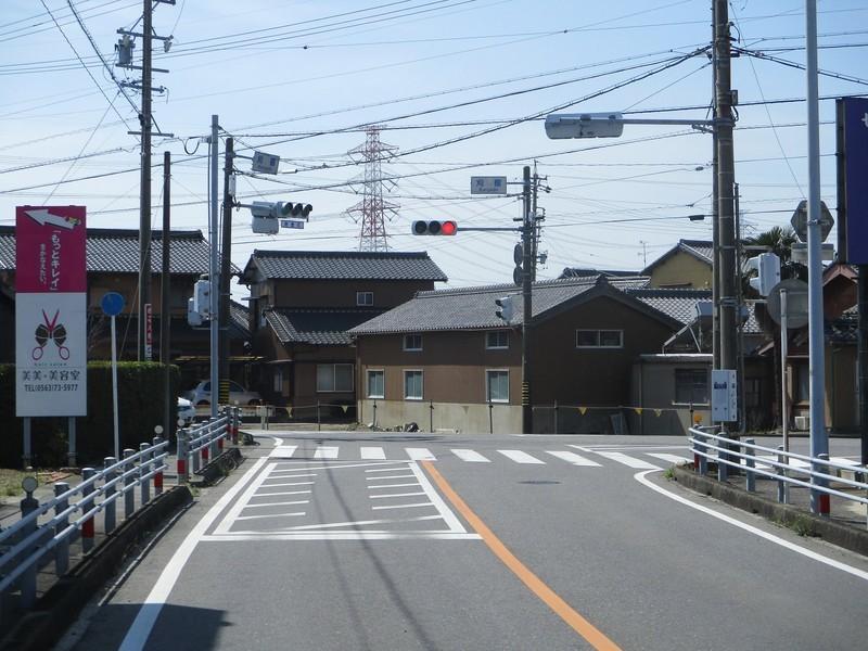 2020.3.13 (50) 寺津・刈宿循環バス - 刈宿交差点を右折 1600-1200