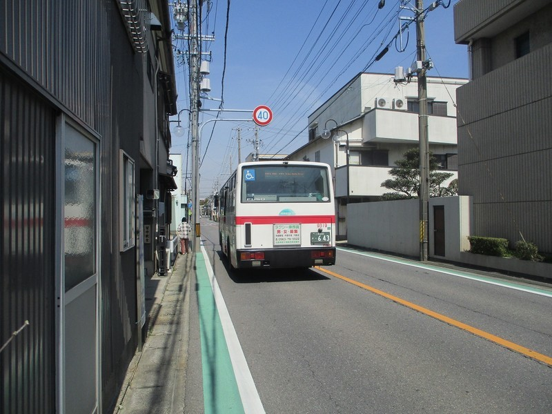 2020.3.13 (55) 寺津本町バス停 - 寺津・刈宿循環バス 1600-1200