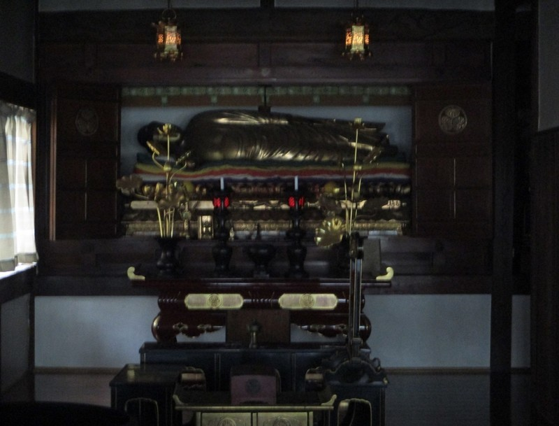 2020.3.13 (60) 養国寺 - 涅槃像 1380-1050