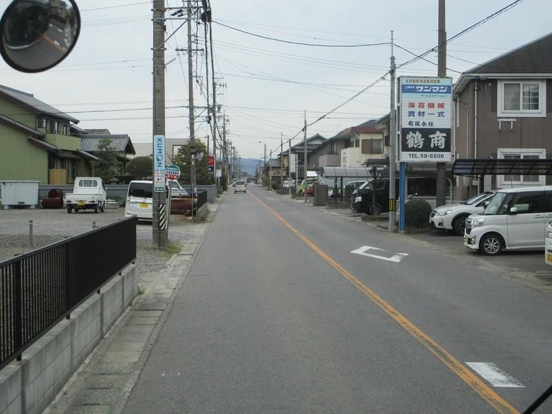 2020.3.13 (66) 西尾市民病院いきバス - 寺津保育園前バス停 1600-1200