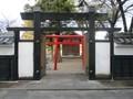 2020.3.9 (9) 西大平藩陣屋あと - 大岡稲荷社 2000-1500