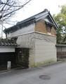 2020.3.9 (11) 西大平藩陣屋あと - となりの旧宅の土蔵 1500-1920