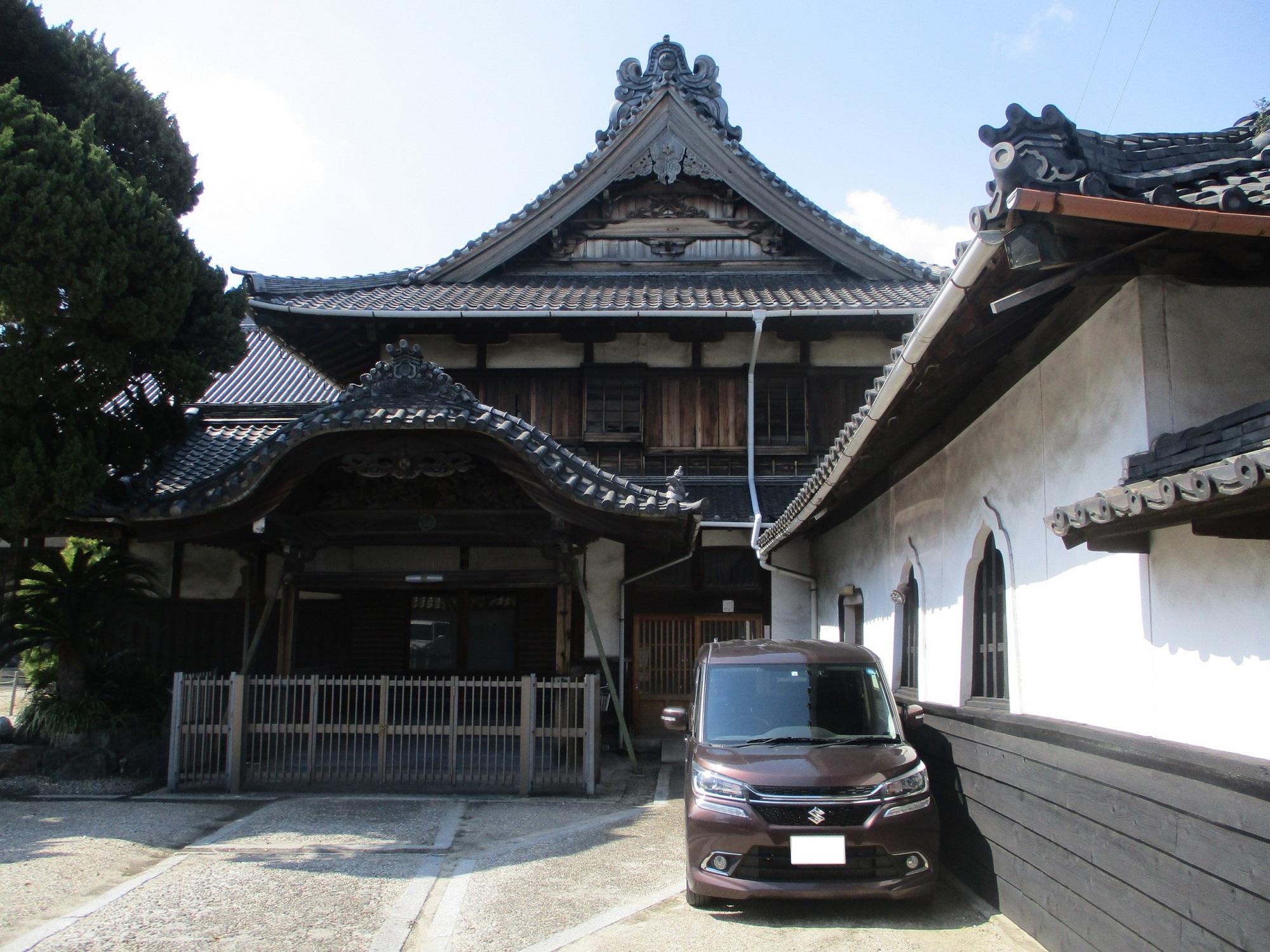 2020.3.15 (3) 西方寺 - おくり 2000-1500