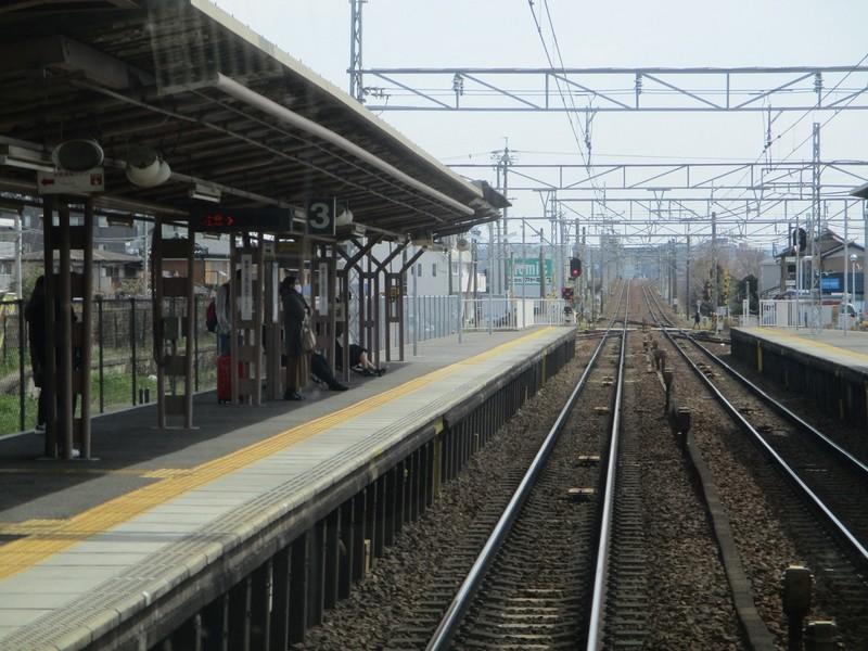 2020.3.17 (8) 東岡崎いきふつう - 矢作橋 1600-1200