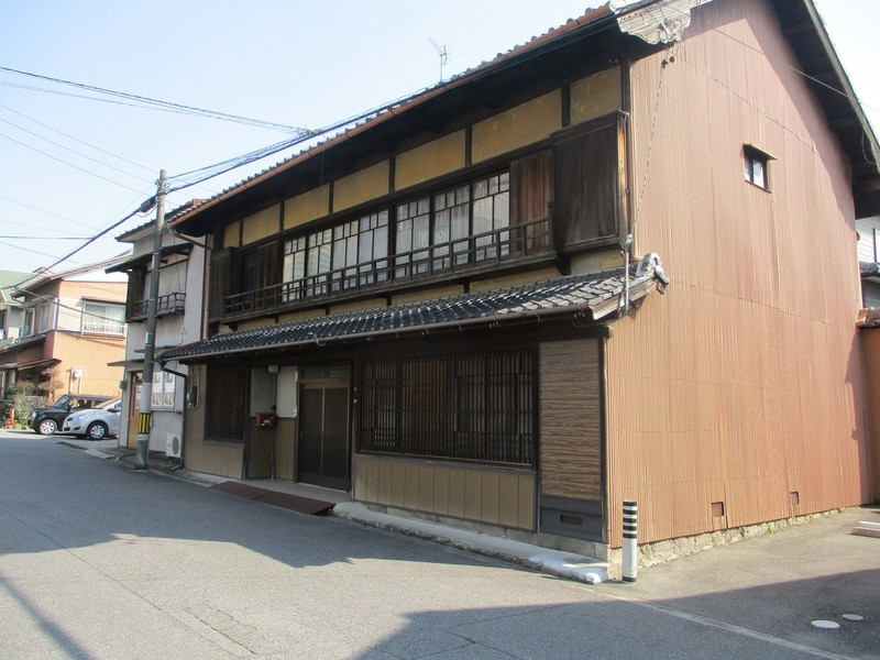 2020.3.17 (27) 板屋町 - ふるい住宅 2000-1500