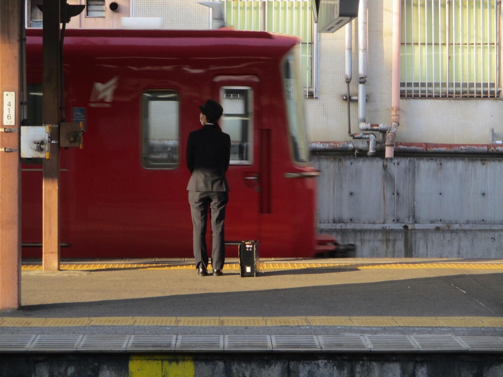 2020.3.17 (32) 東岡崎 - 東岡崎いきふつう 2000-1500