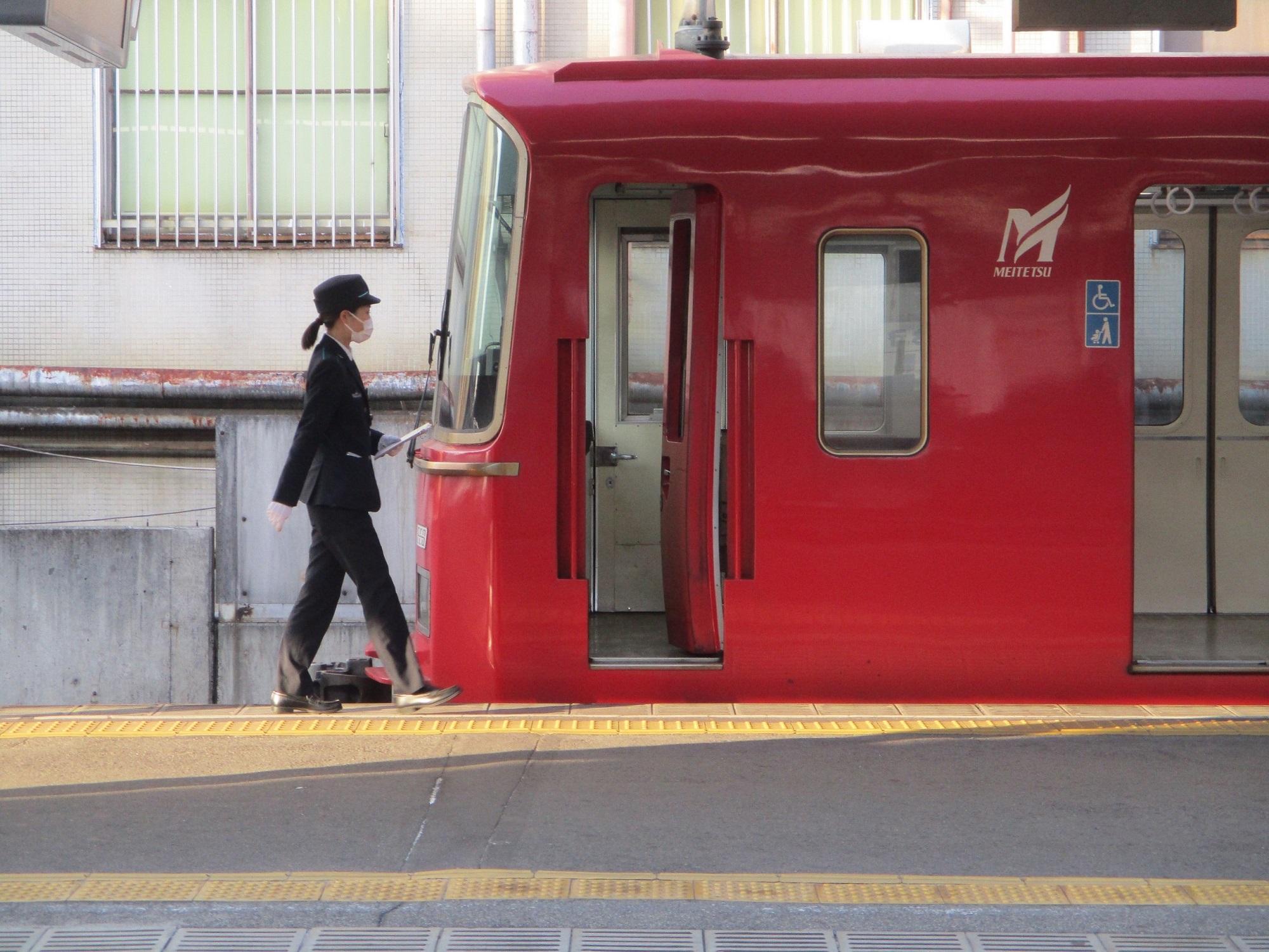 2020.3.17 (33) 東岡崎 - 伊奈いきふつう 2000-1500