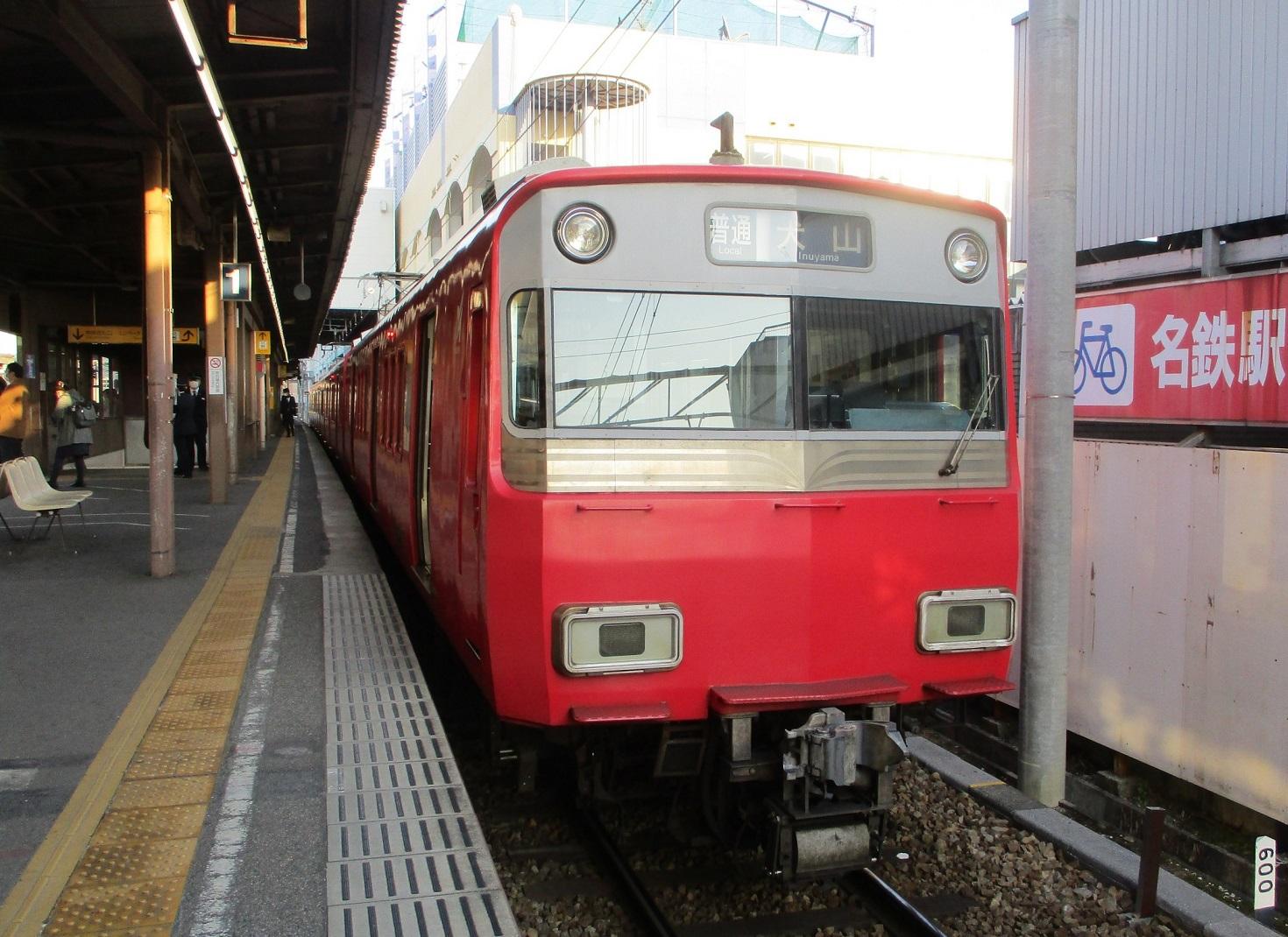 2020.3.17 (34) 東岡崎 - 犬山いきふつう 1470-1070