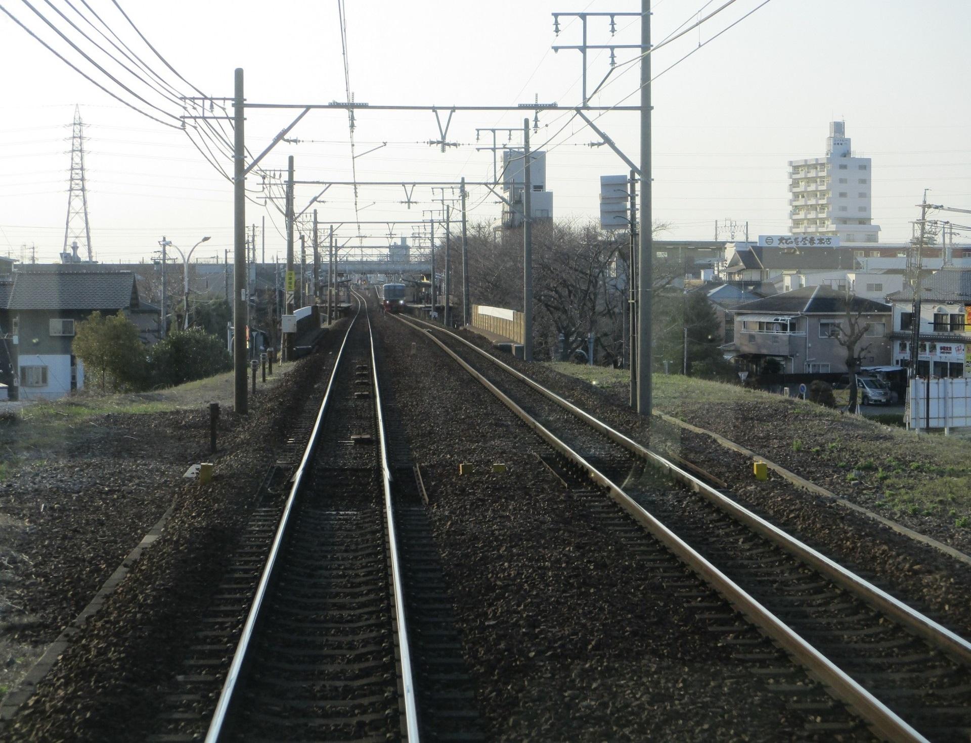 2020.3.17 (36) 犬山いきふつう - 旧岡崎公園前駅 1920-1470