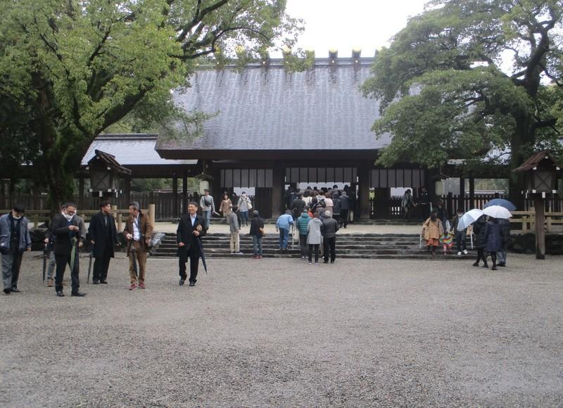 2020.2.16 (12) 熱田神宮 - 本宮 2000-1450
