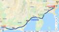 2020.2.20 (2) 豊橋から新横浜まで 700-380